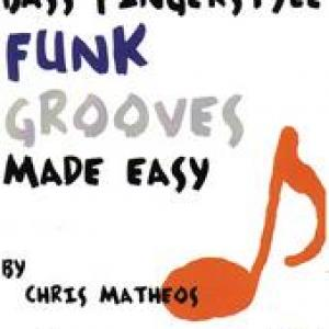 Fingerstyle Funk Grooves Made Easy
